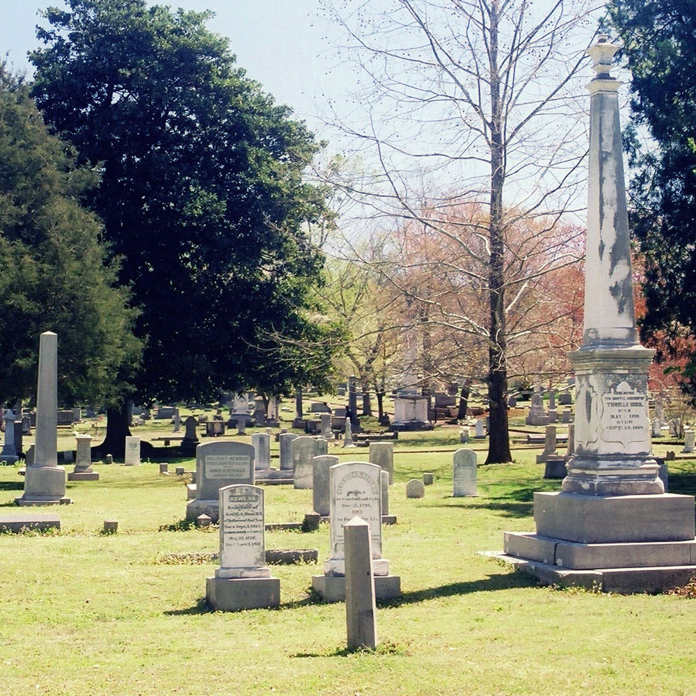 Maple Hill Cemetery alabama haunted