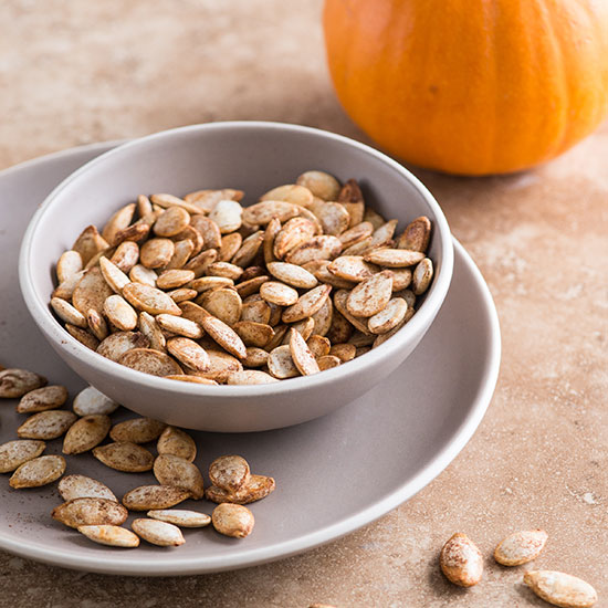 10 Ways to Roast Pumpkin Seeds Leftover from Jack-O-Lantern Carving