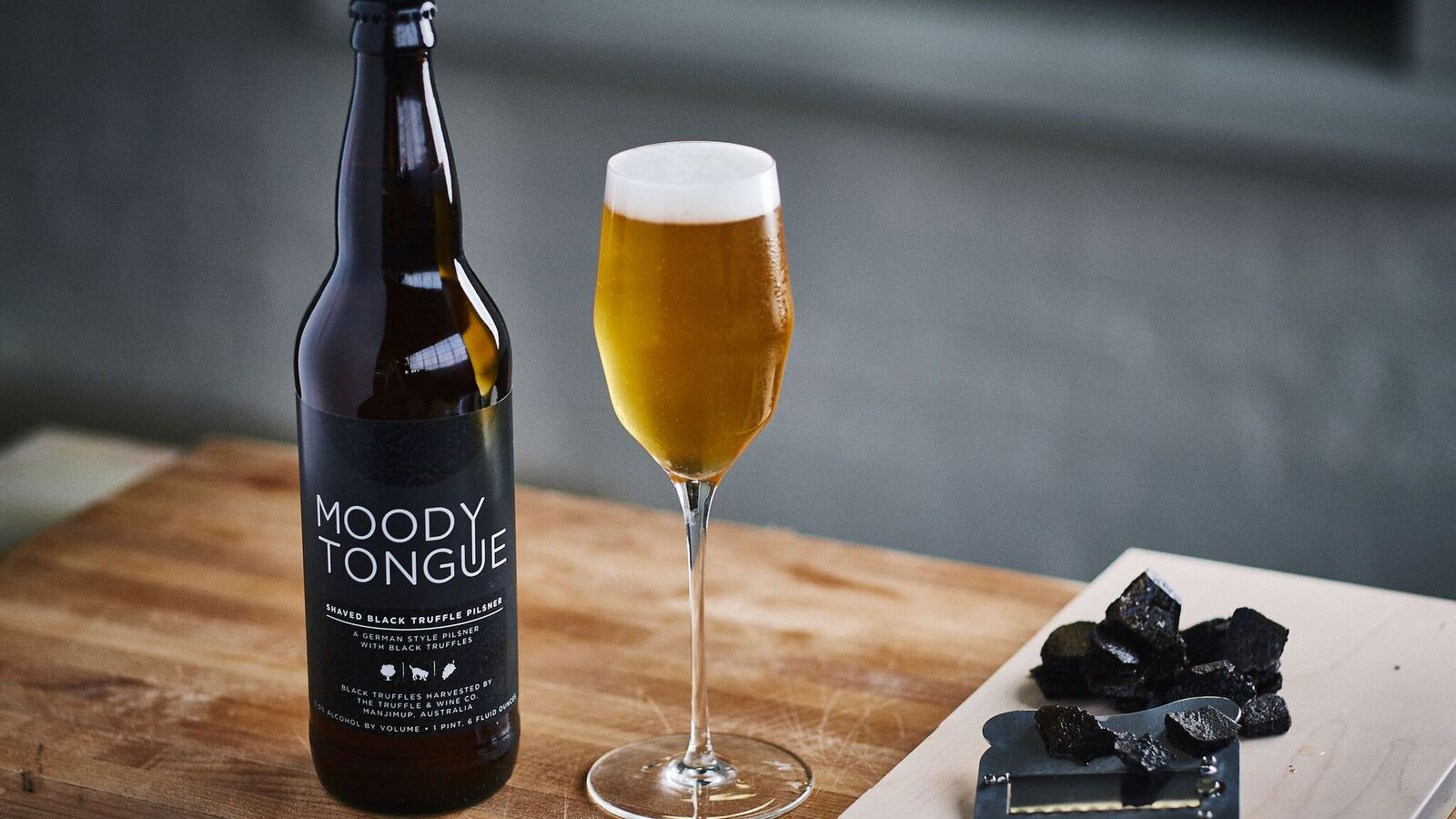 moody tongue truffle beer