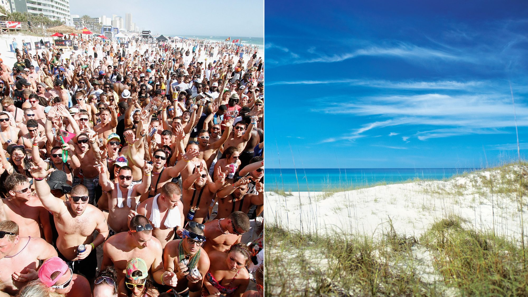 Spring Break Is Over: How Panama City Beach Remade Its Image