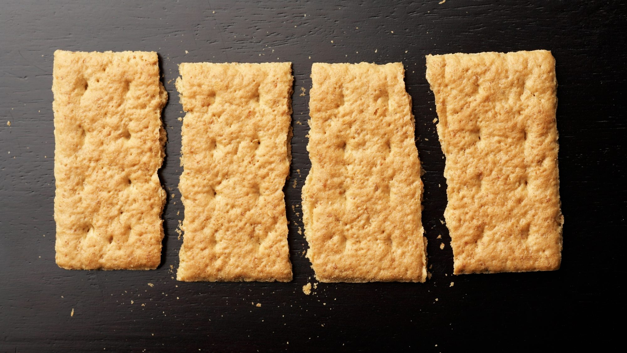 Graham Crackers for Curbing Sexual Appetite