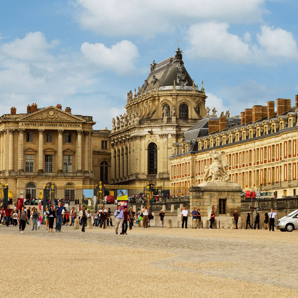 4. Palace of Versailles, France