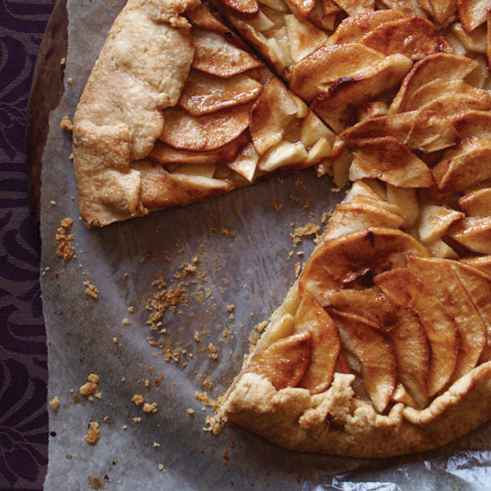 Country Apple Galette