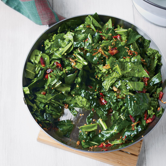 10 Ways to Use Mustard Greens