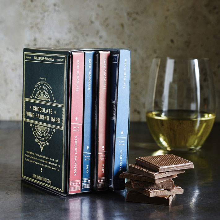 Chocolate and Wine Pairing Kit