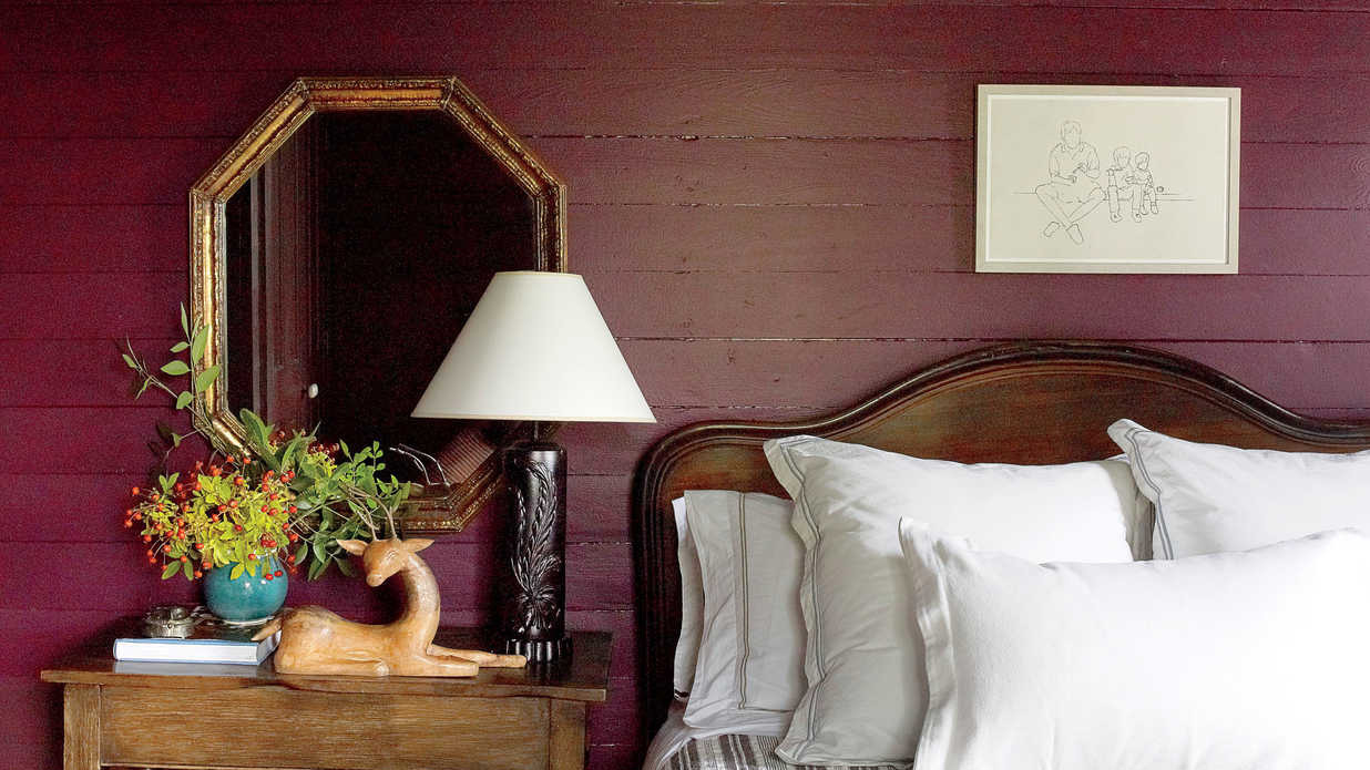 5 Places to Use Benjamin Moore's 2017 Color of the Year