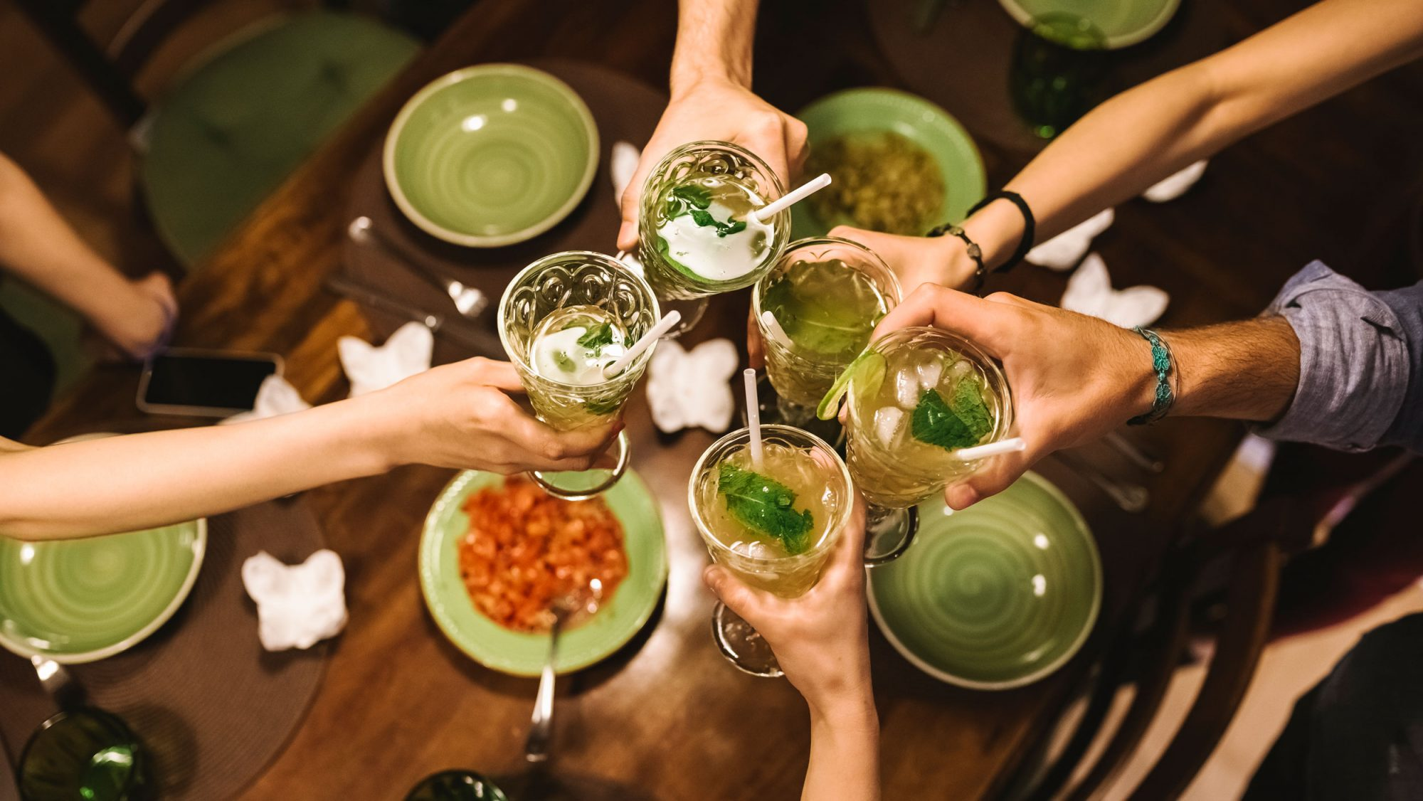 Types of Parties for Celebrating