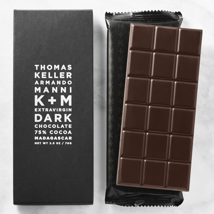 K + M Dark Chocolate