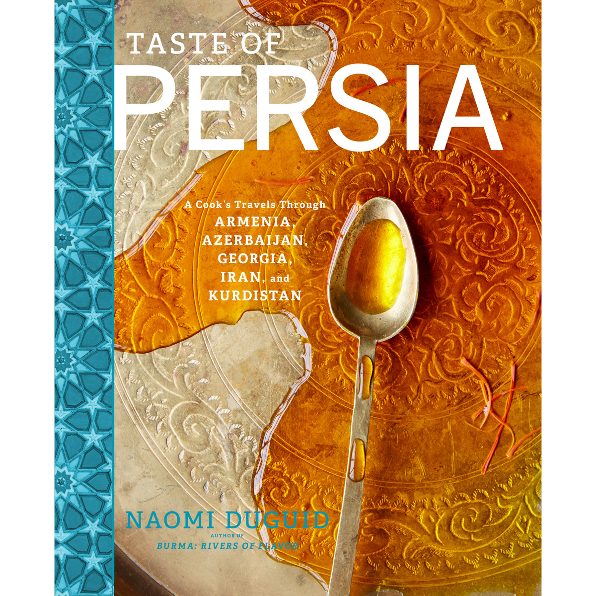 Cook Your Way Through Persia with Naomi Duguid