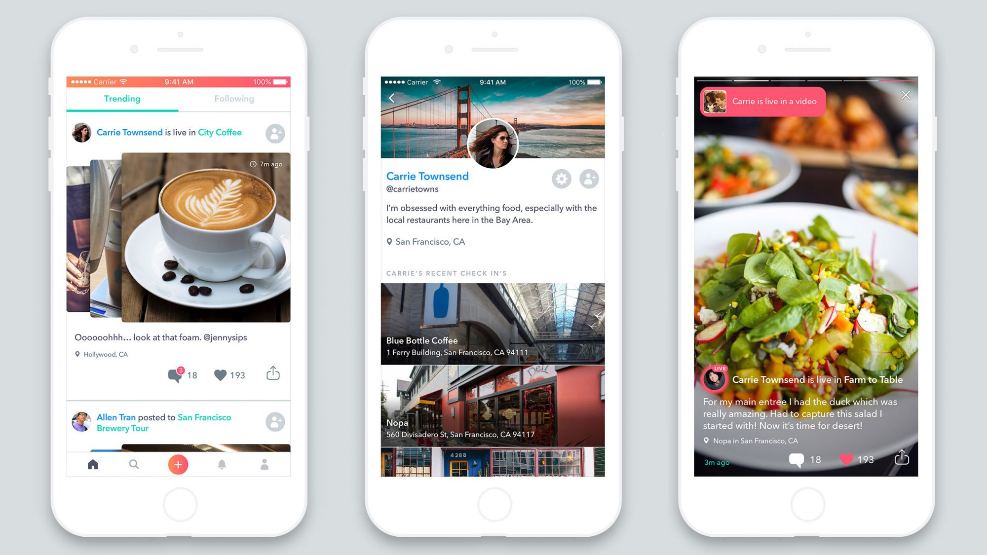 The Food App Social Media Addicts Should Download Right Now | Food ...