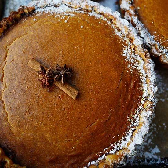 America's Best Pumpkin Pies