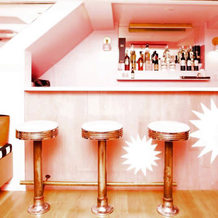There's an Italian Restaurant in NYC That's All Pink