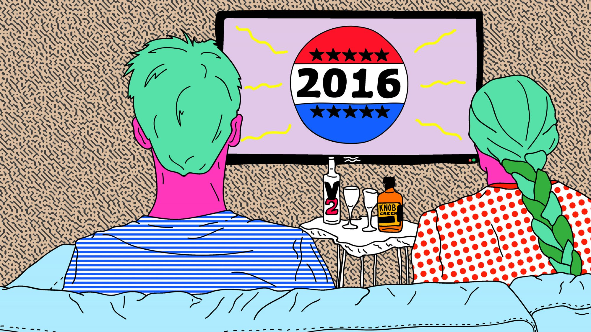 Presidential Election Drinking Guide