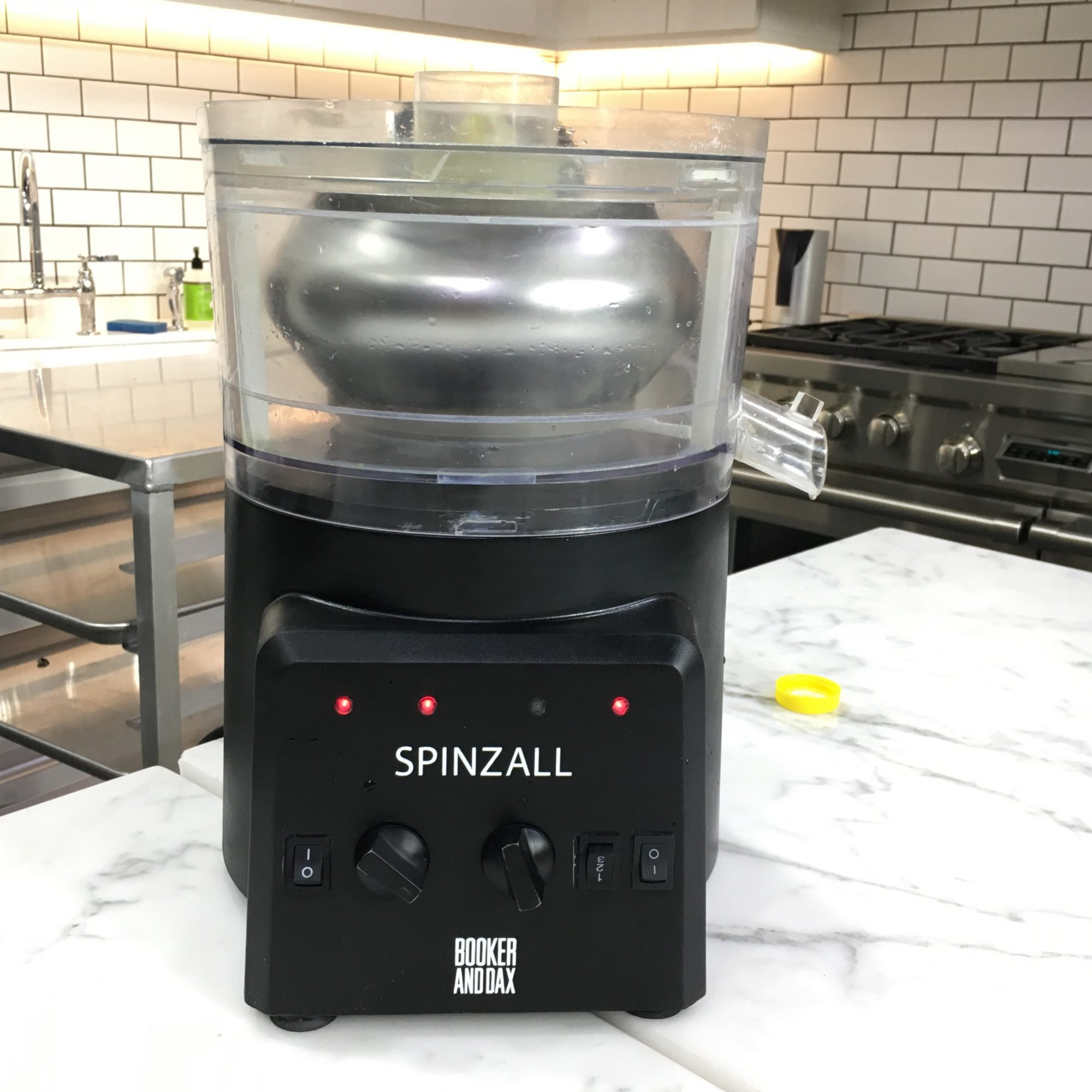 Introducing the Spinzall, Dave Arnold's Newest Piece of Lab Equipment for Your Home