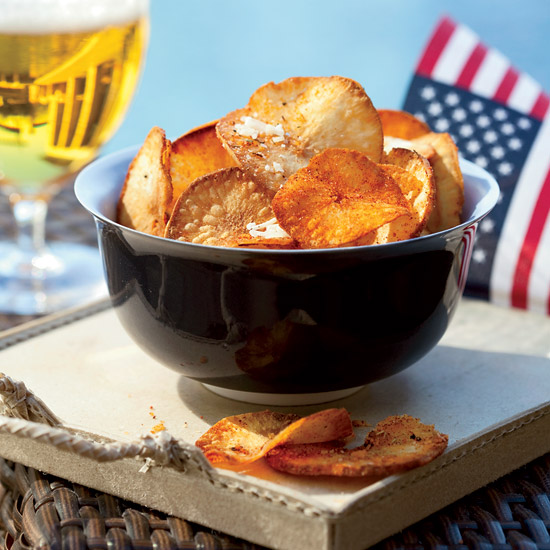 7 Ways to Make DIY Chips for Dipping