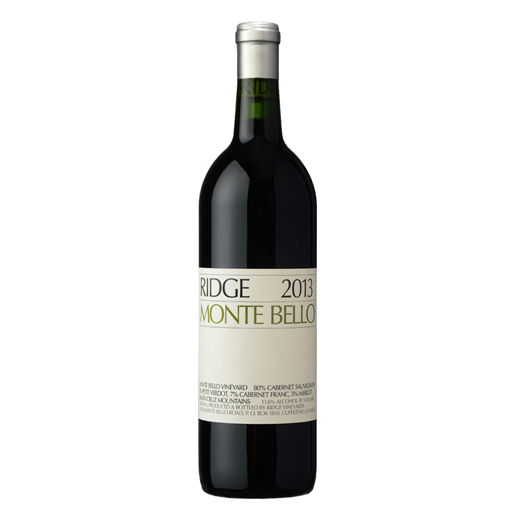 2013 Ridge Montebello