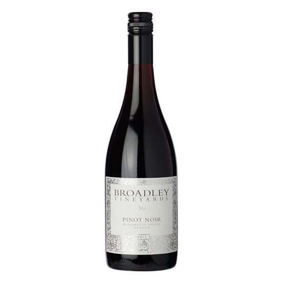 2014 Broadley Vineyards Willamette Valley Pinot Noir