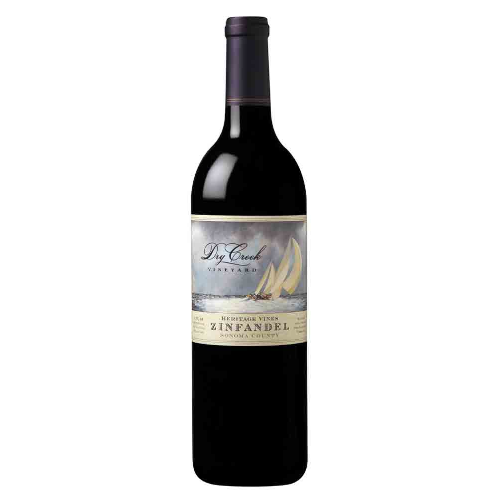2014 Dry Creek Vineyard Heritage Vines Zinfandel