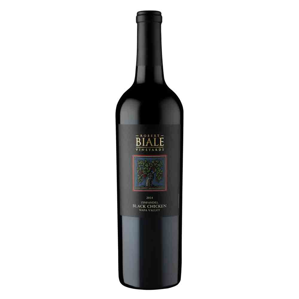 2014 Robert Biale Black