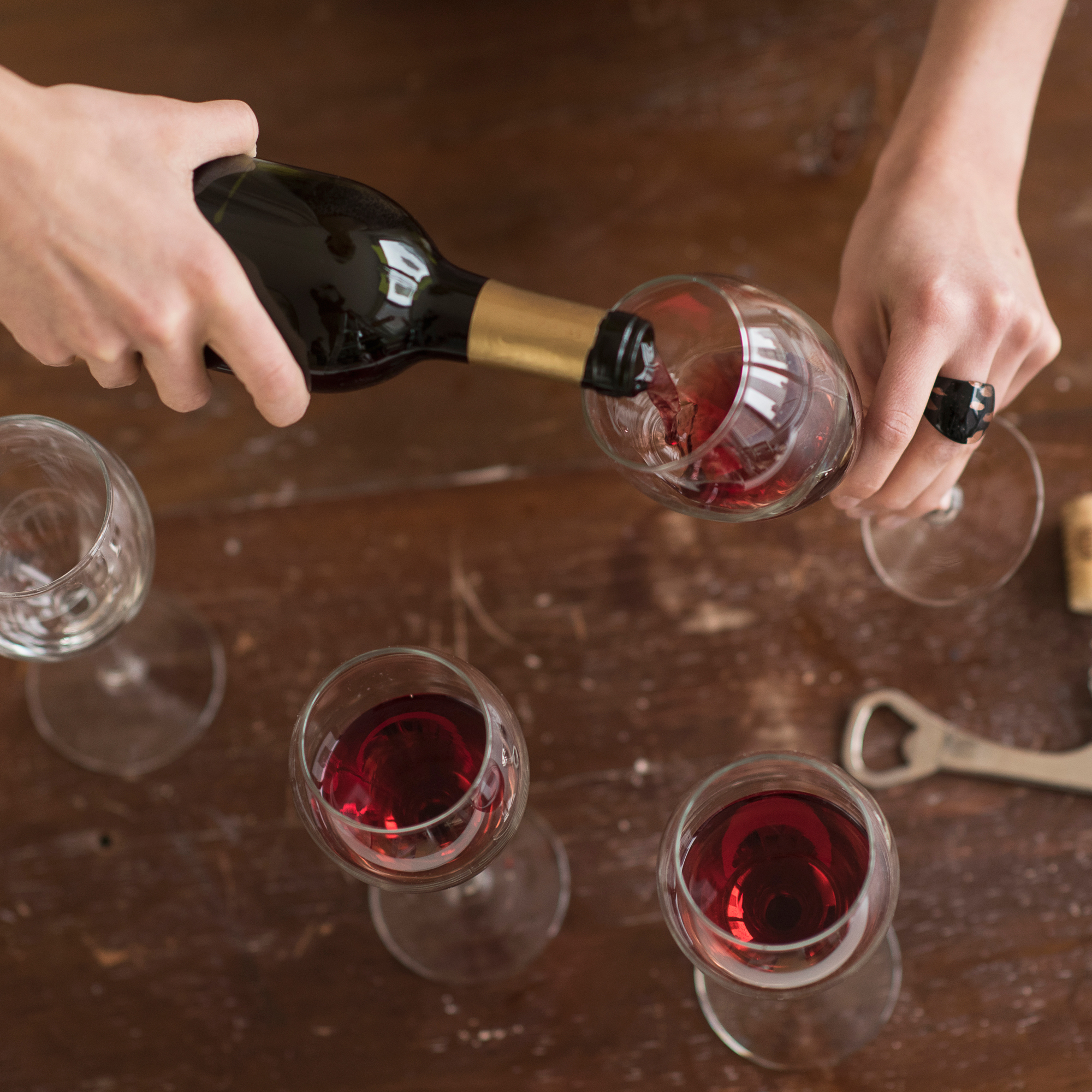 The Wines Sommeliers Drink During Hanukkah