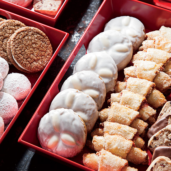 5 Classic German Christmas Cookies