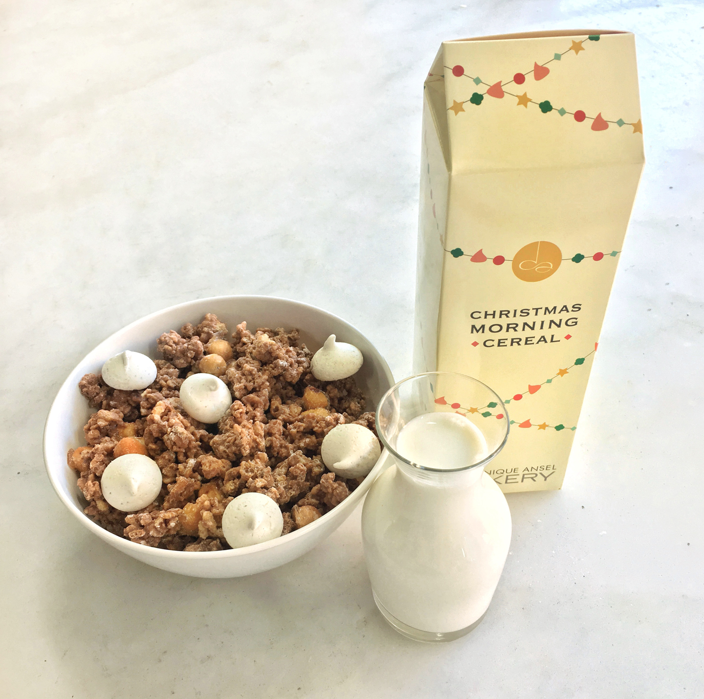 Dominique Ansel\'s Cereal Is Alarmingly Delicious | Food & Wine