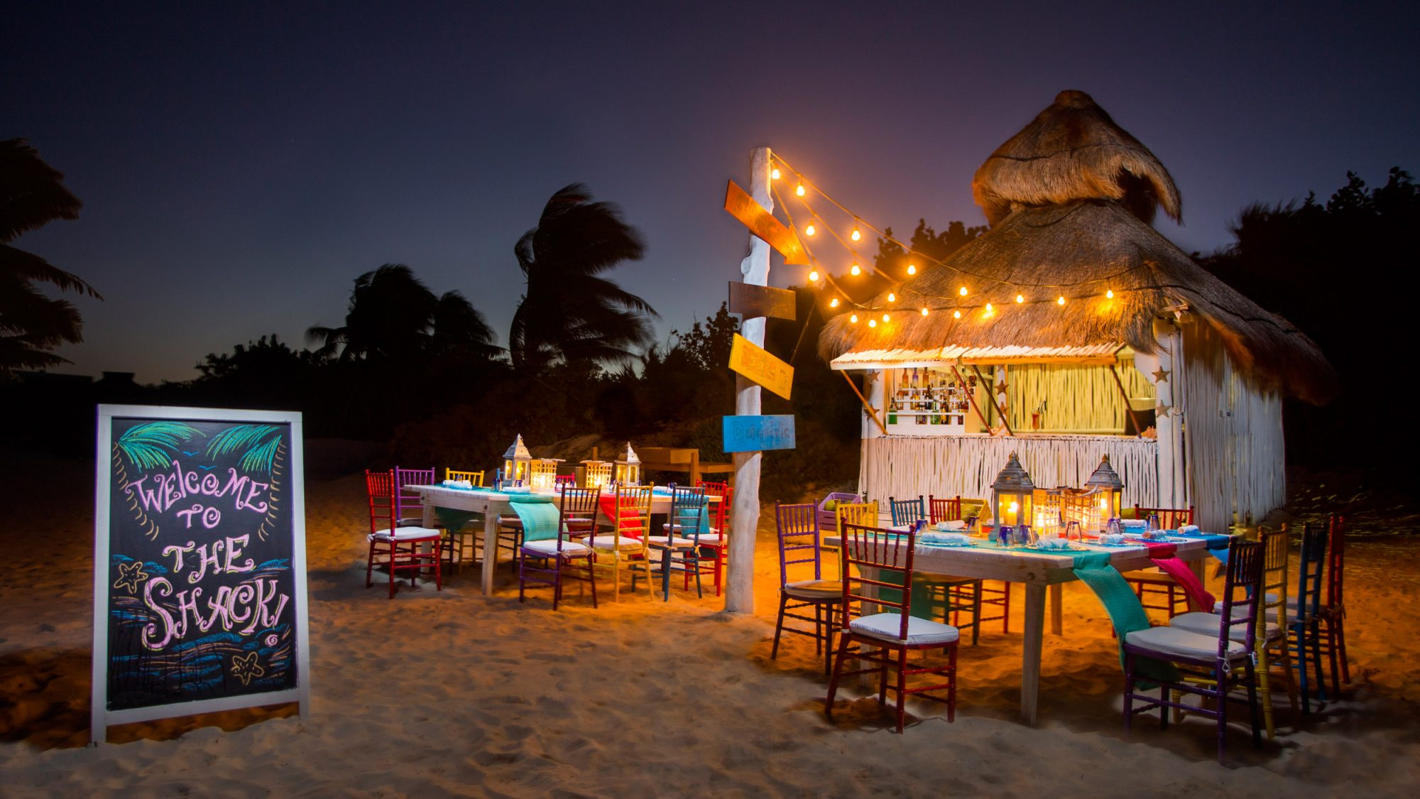 Top 10 Caribbean Beach Bars