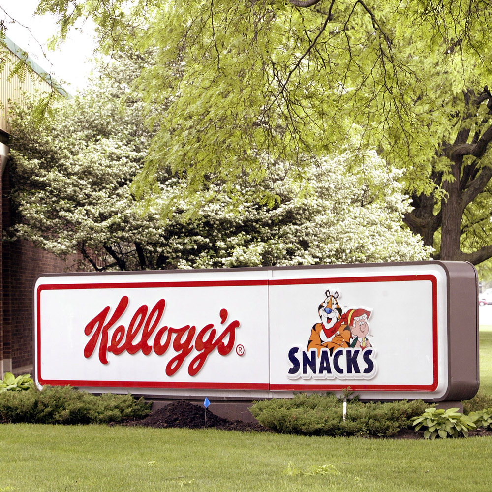Breitbart Decalred War on Kellogg's