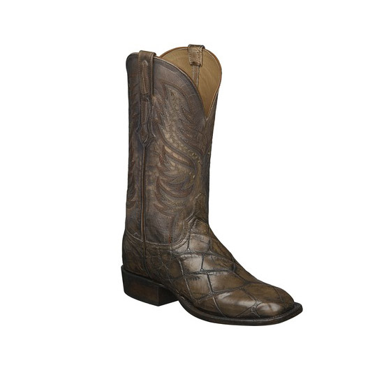 Lucchese Drake Cowboy Boots ($1195)