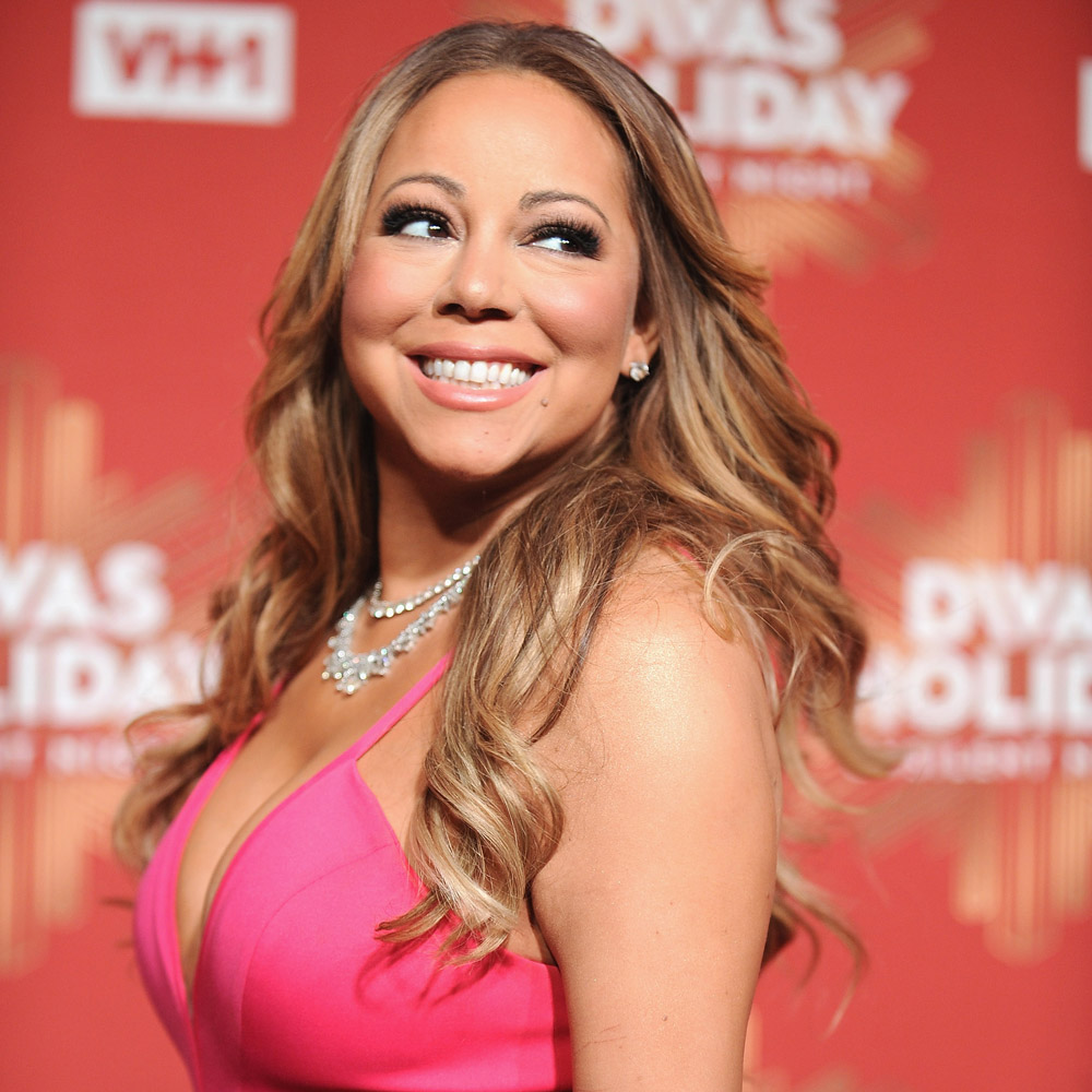Mariah Carey Only Eats Capers and Salmon