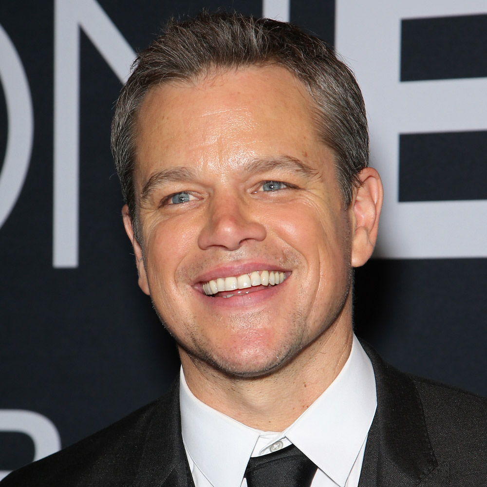 Matt Damon Chicken Diet