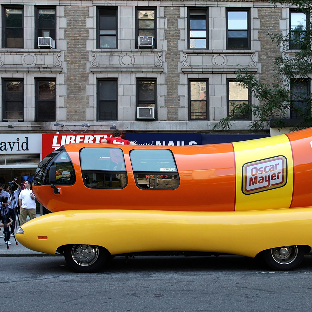 Oscar Mayer Jingle