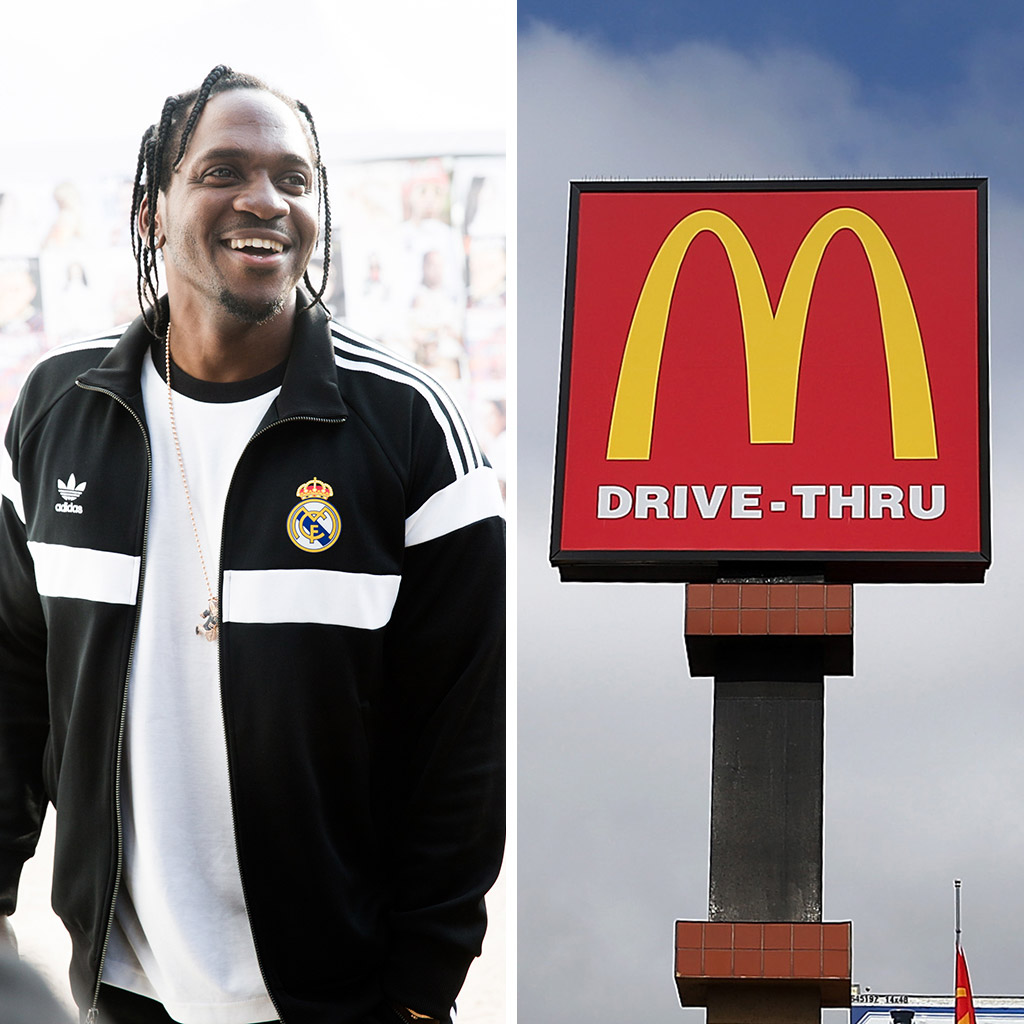 Pusha T McDonald's Jingle