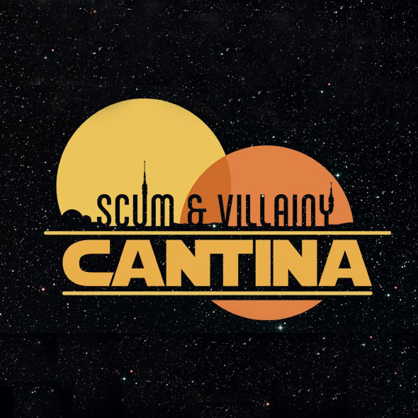 Star Wars Cantina Pop-Up