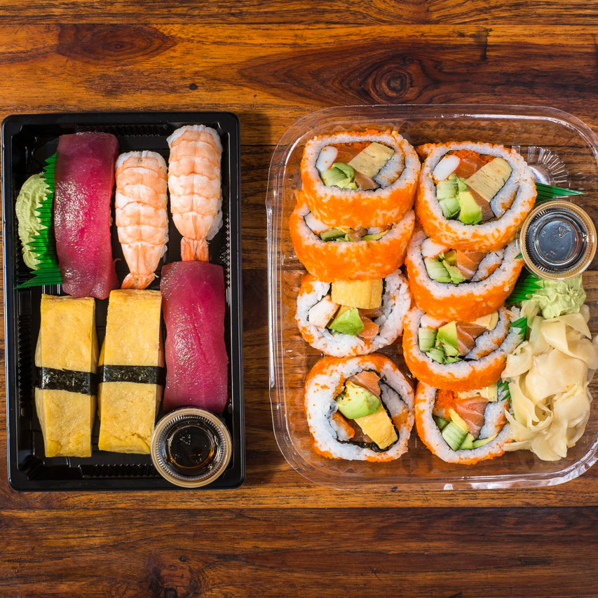 Sushi Takeout