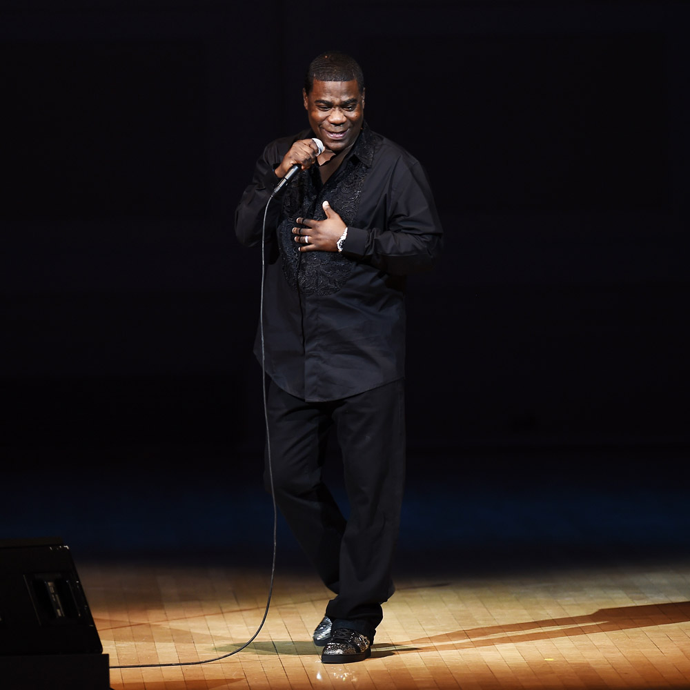 Tracy Morgan Stand Up at Steak House