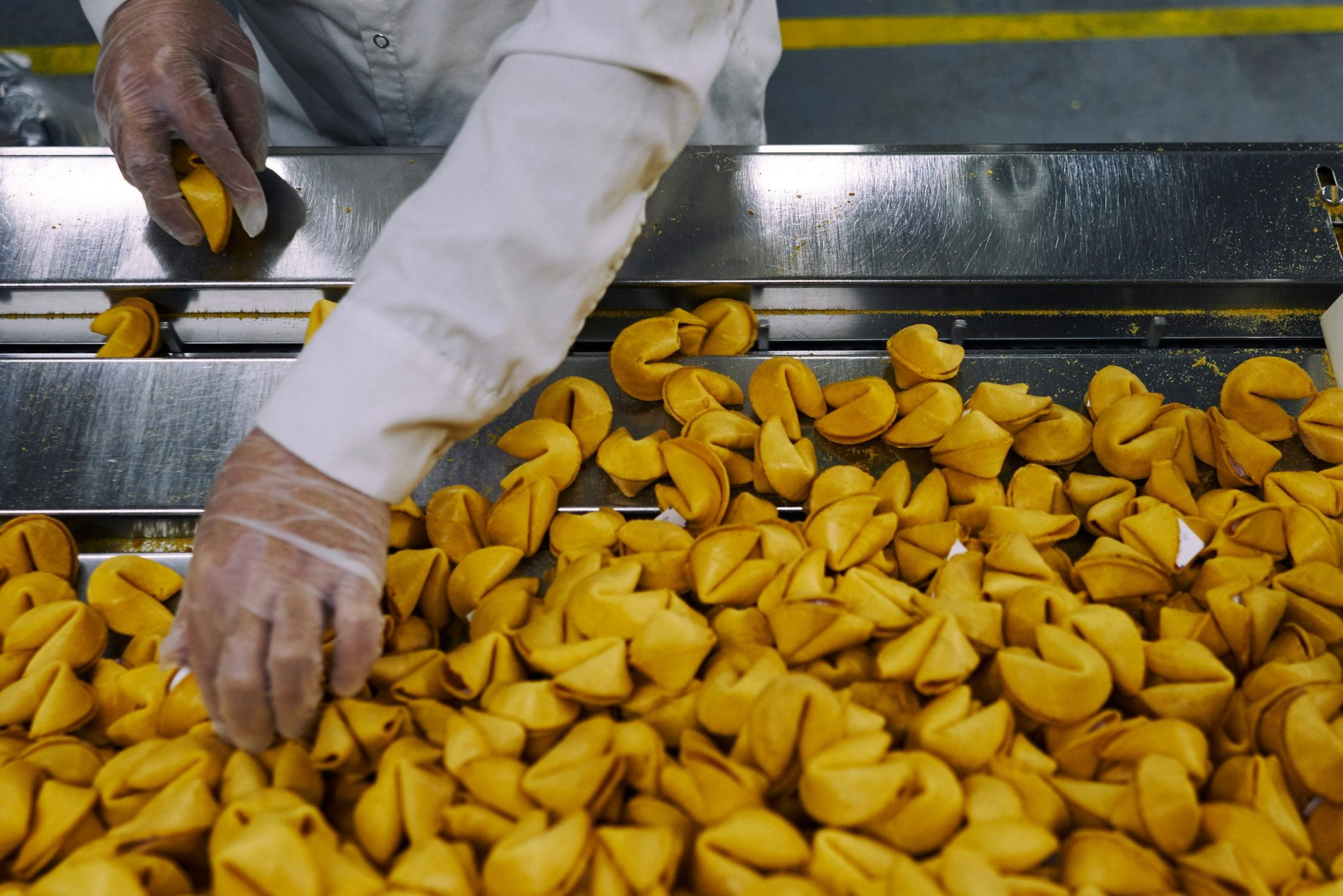Go Behind the Scenes as Fortune Cookie History Gets Made