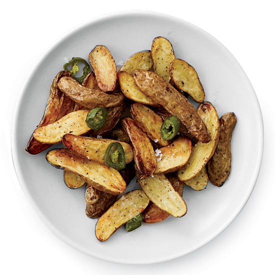 Jalapeño-Roasted Potatoes