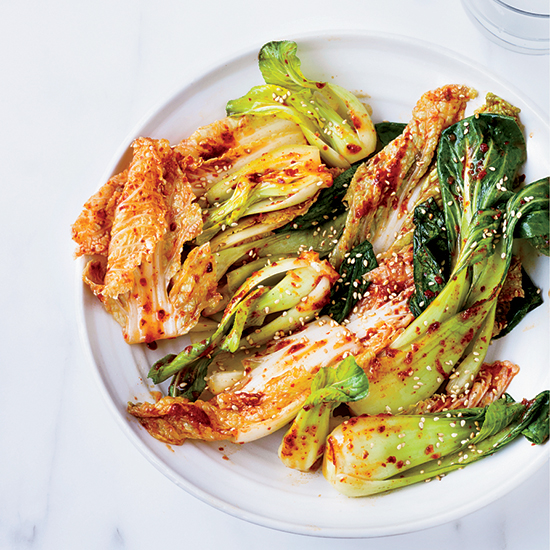 Garlic and Kimchi Might Save Your Life