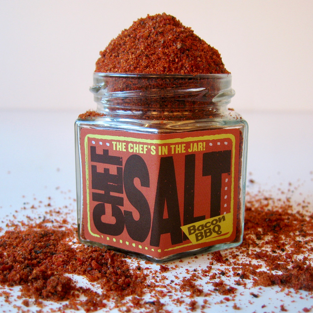 Bacon BBQ Salt