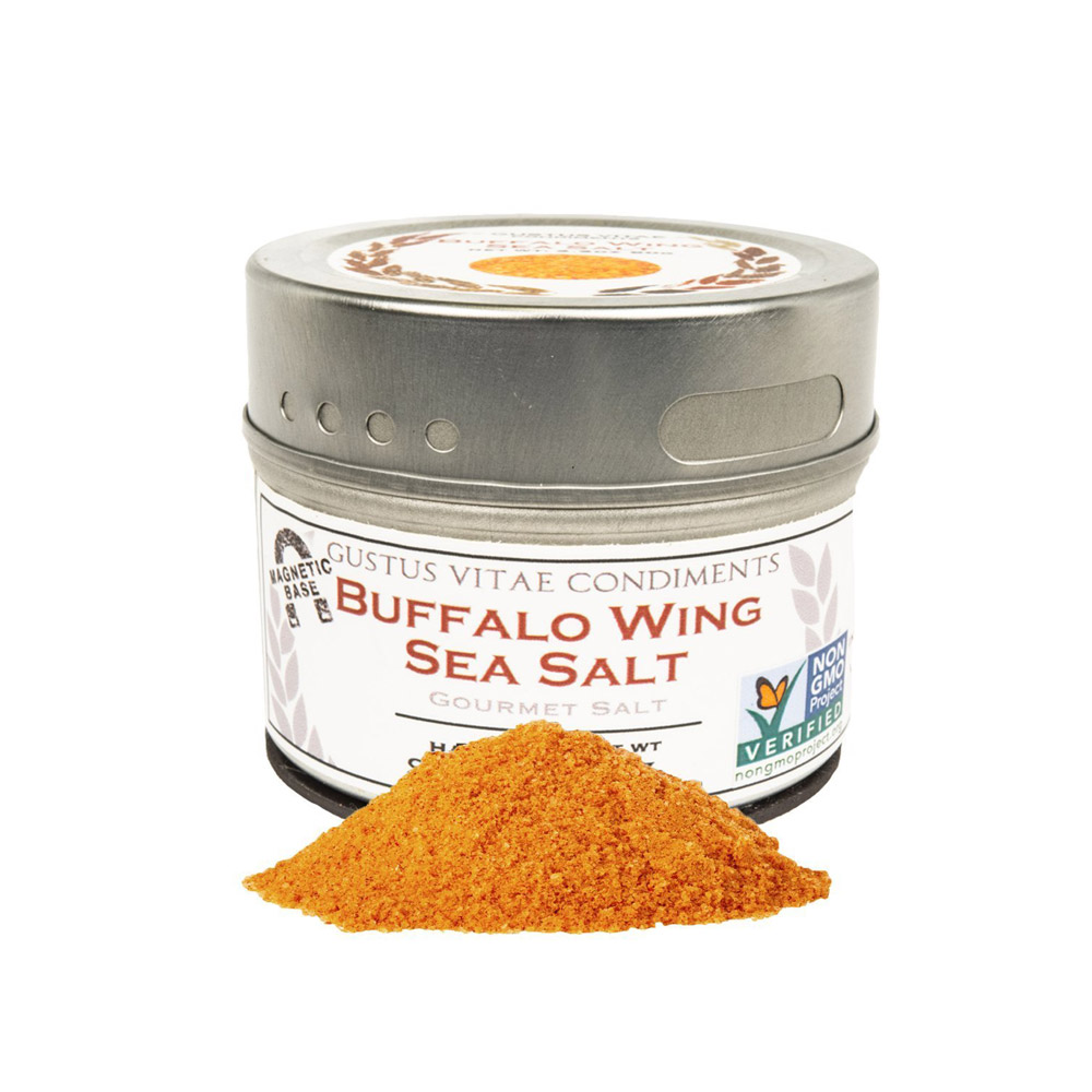 Buffalo Wing Sea Salt