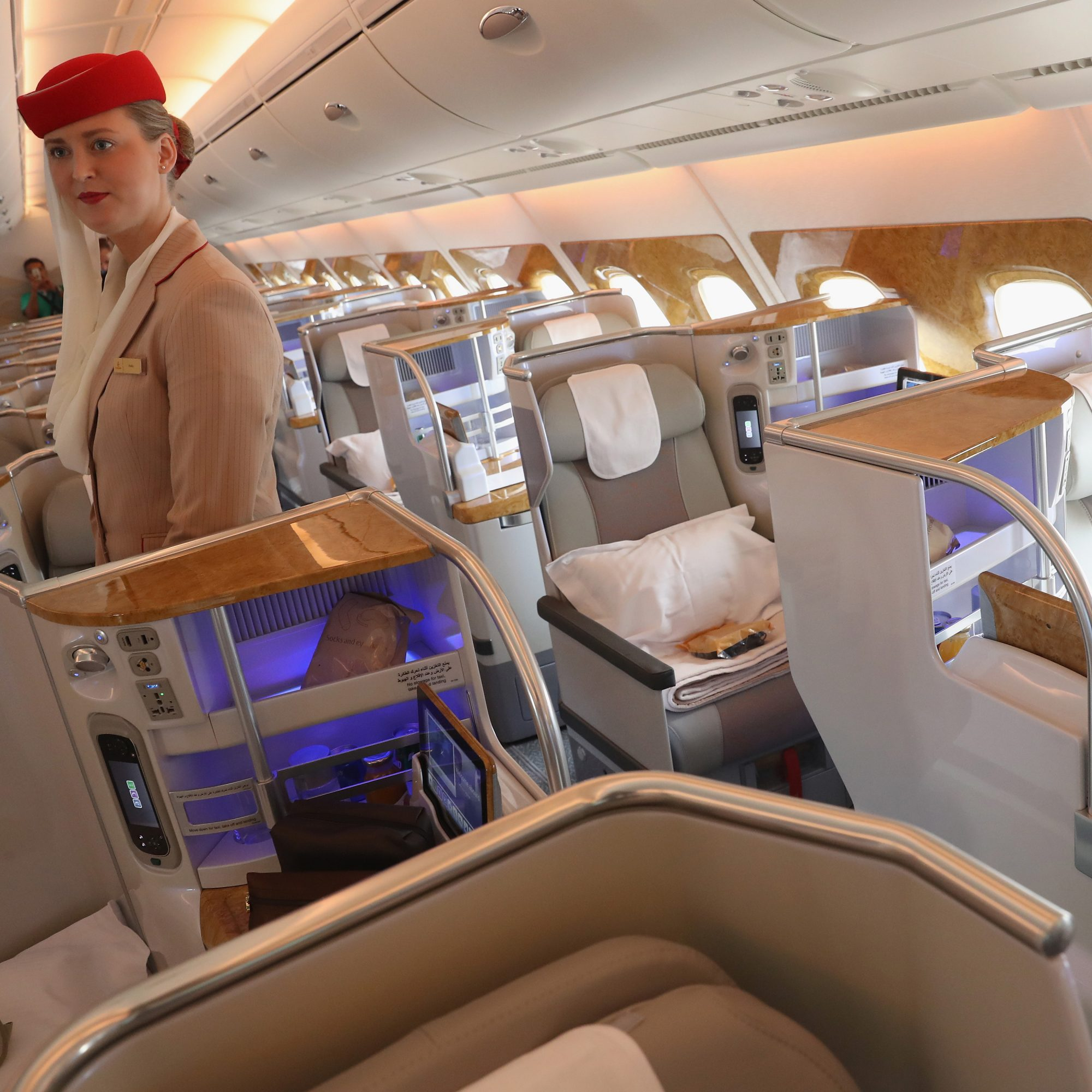 dubai emirates airline business class