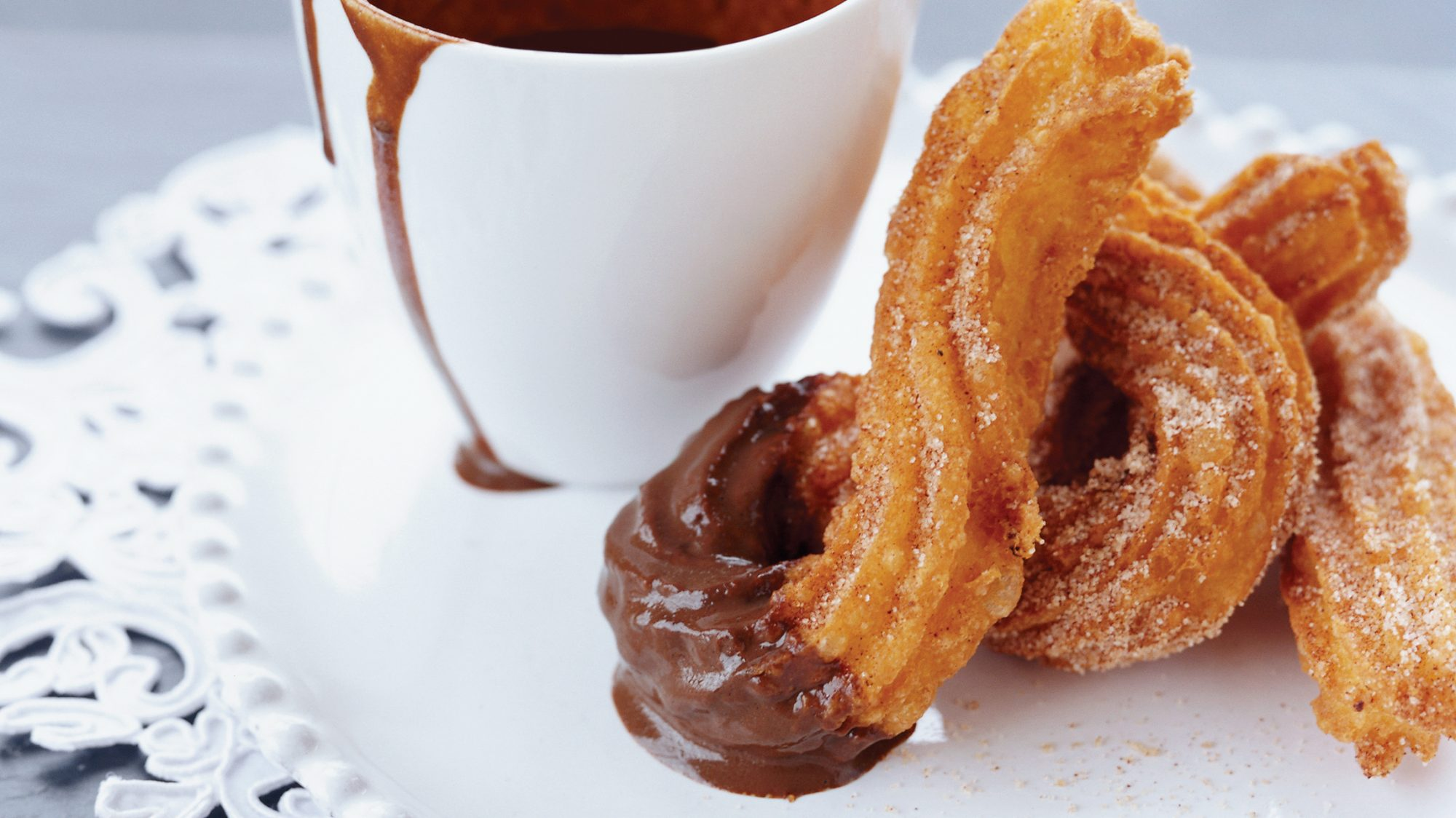 7 Superfast Fried Game Day Desserts