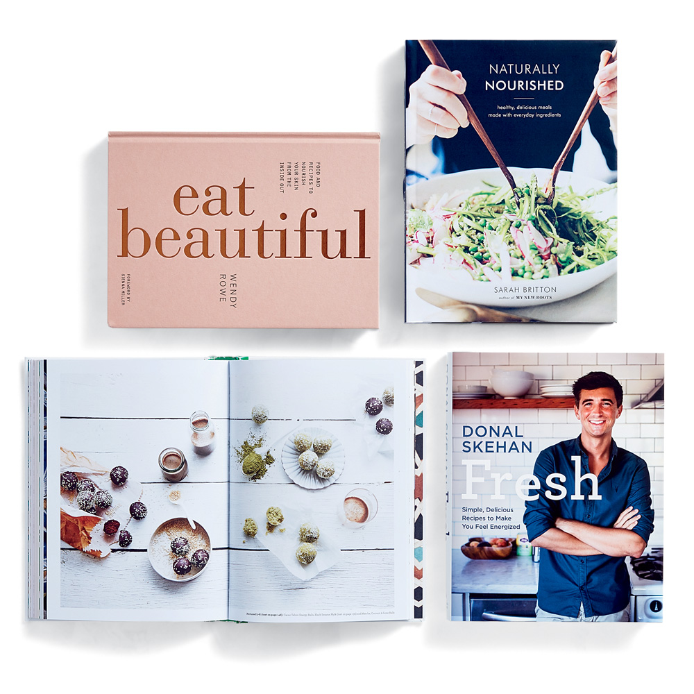4 Health-Focused Cookbooks for the New Year