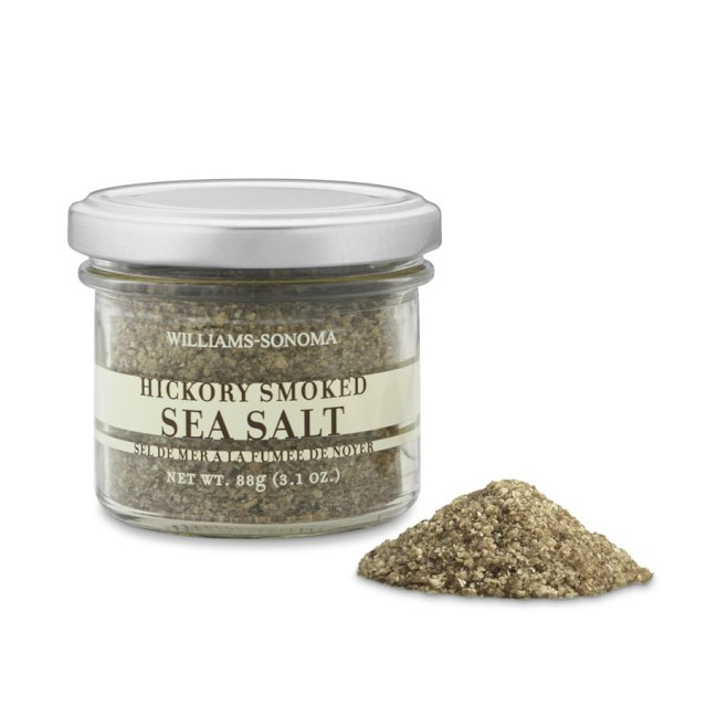 Hickory Smoked Salt
