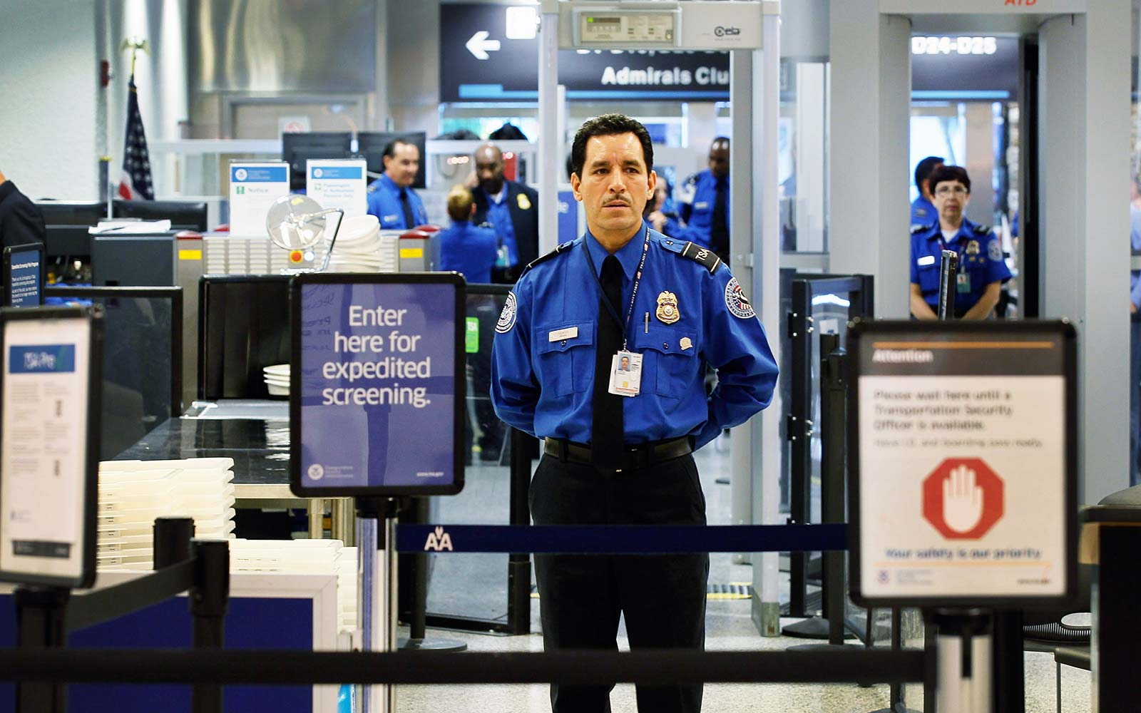 Undercover TSA Agents Could Be Spying on You