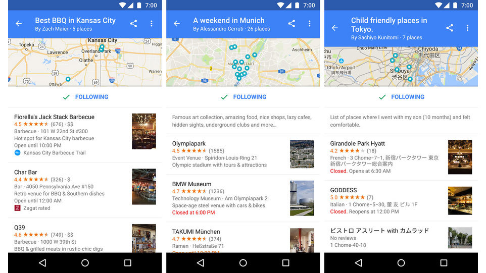 Google Maps Is Adding Lists and You Won't Know How You Traveled Without Them