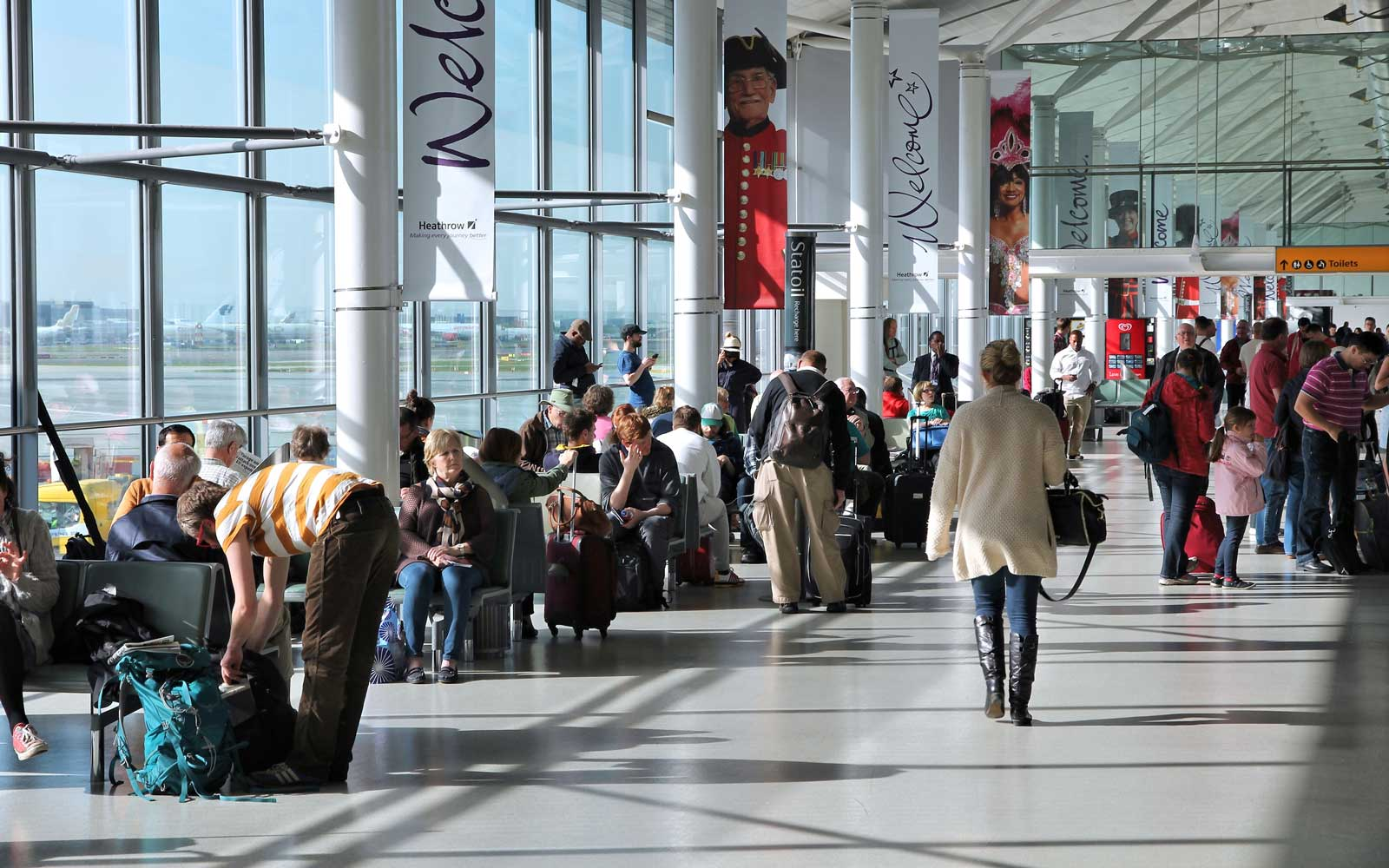 Busiest Airports in Europe Identified in New Report