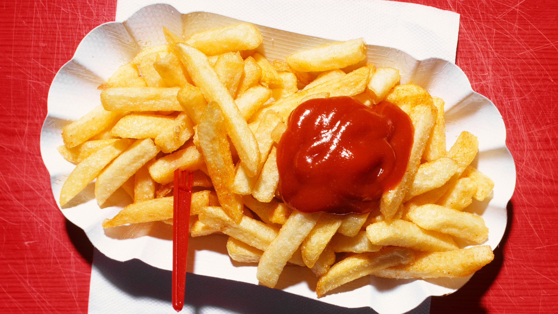 The Best Way to Get Ketchup Out of the Bottle, According to Science