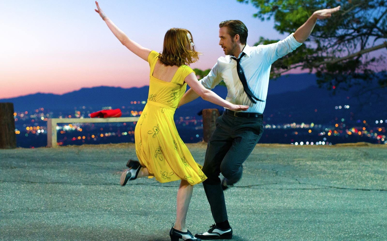 """You Can Visit the Café From """"La La Land"""" in Real Life"""